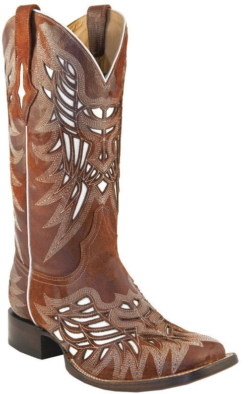 wide calf cowboy boots in womens shoes
