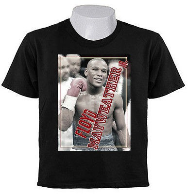 FLOYD MAYWEATHER Jr T SHIRTS Boxing welterweight champion mw1