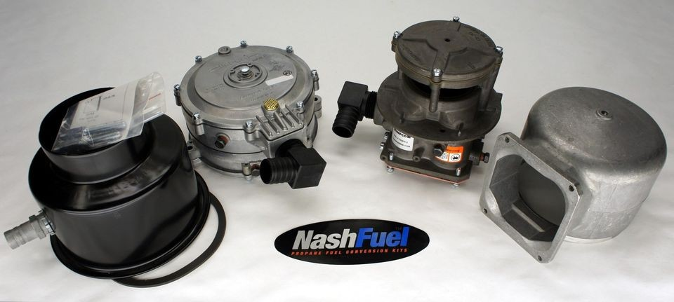 IMPCO COMPLETE DUAL FUEL CONVERSION KIT CHEVY GMC 96 00 5.7L 350 V8