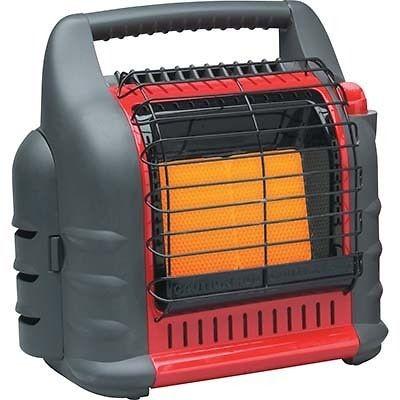 Mr. Heater Big Buddy Propane Indoor/Outdoor Heater  New