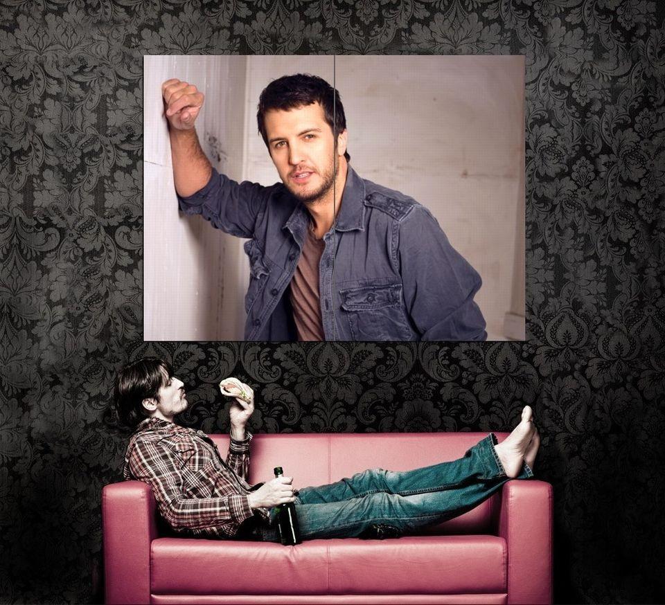 XD5138 Luke Bryan Hot Country Singer Music HUGE Wall POSTER