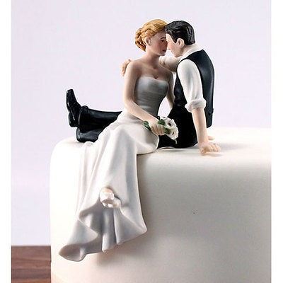 Cake Toppers Look of Love Bride and Groom Toppers Wedding Cake Topper