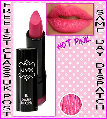 Lipstick   HOT PINK   BUBBLEGUM PINK NICKY MINAJ   BN 2011 SHADE