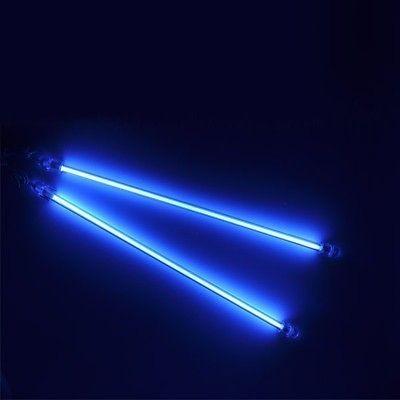Blue 12 Dual Cold Cathode CCFL Light Mod Kit PC Bright