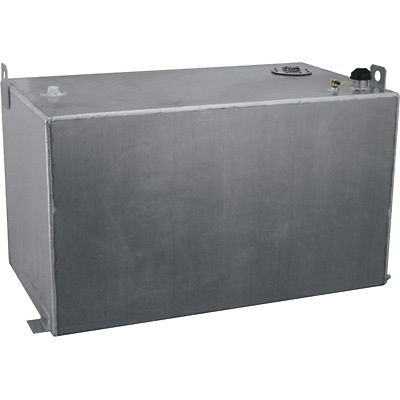 Manufacturing Heavy Duty Aluminum Transfer/Auxiliary Fuel Tank 200 Gal