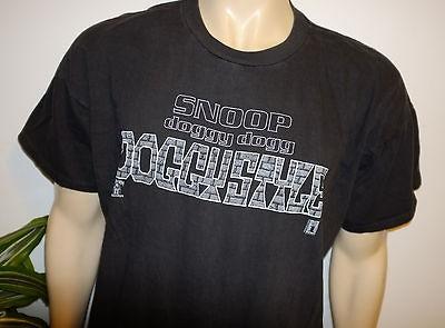 RaRe *1993 SNOOP DOGG* vtg rap concert tour t shirt (L) 80s Hip Hop