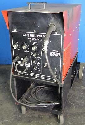 CENTURY MODEL 117 009 WIRE FEED WELDER 60 DUTY CYCLE