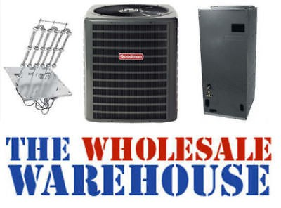 Ductless Mini Split Air Conditioner Heat Pump   9000 3/4 Ton AC 9,000