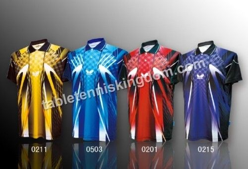 Butterfly TBC 237 Table Tennis Shirt Sales