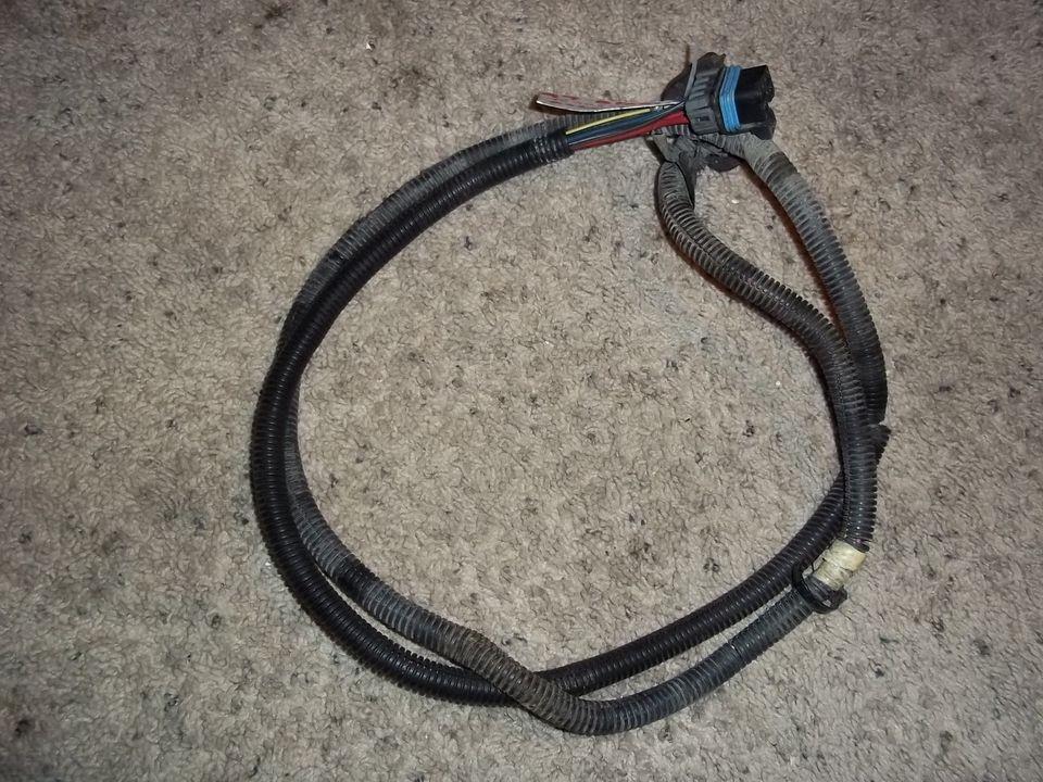 10 CHEVY BLAZER JIMMY 4.3L transfer case transmission wiring harness