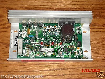Upgraded MC 2000 173377 Treadmill Motor Controller Call 1 877 627 0349