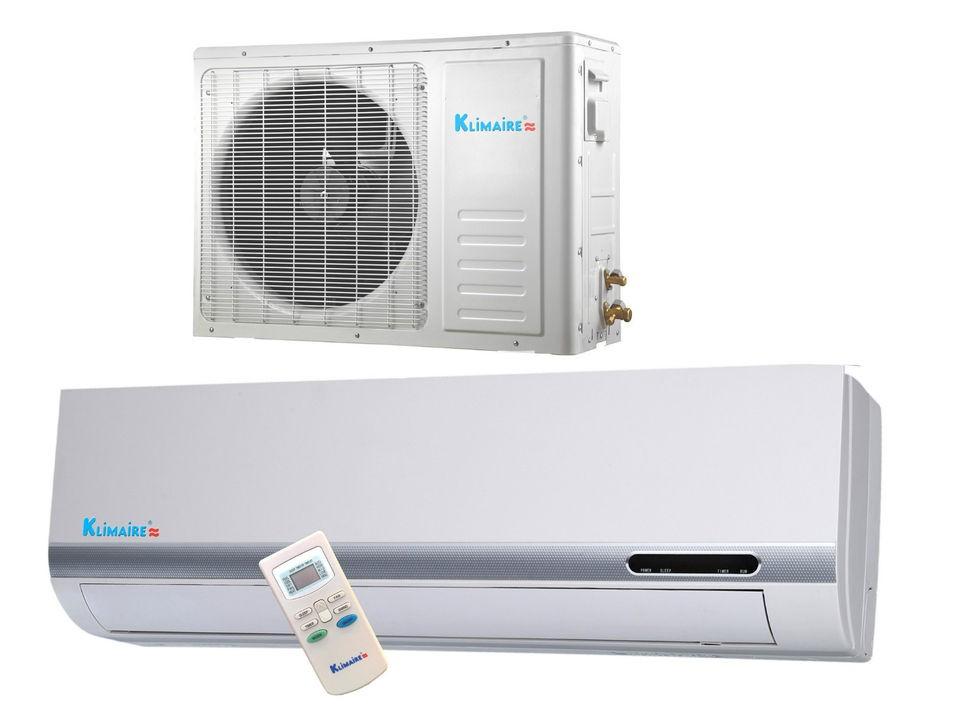 Ductless Mini Split Air Conditioner Heat Pump KLIMAIRE 18,000 btu AC