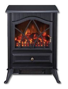 infrared heater fireplace in Portable & Space Heaters