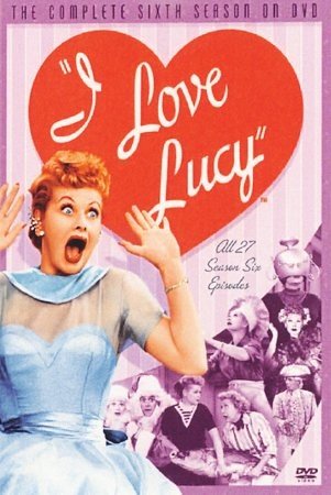 Love Lucy   The Complete Sixth Season DVD, 2006, 4 Disc Set