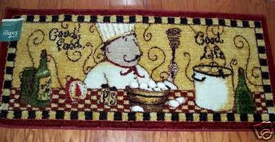 Fat Chef Rugs For Kitchen Area Rug Ideas