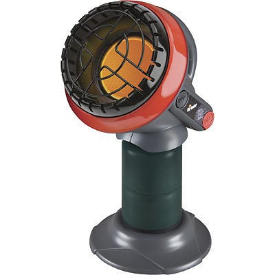 Mr Heater MH4B Little Buddy Portable Propane Heater 3800 BTU