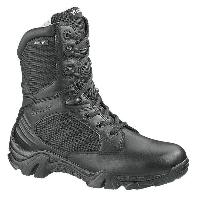 BATES GX 8 GORE TEX INSULATED BLACK BOOTS us military army combat swat