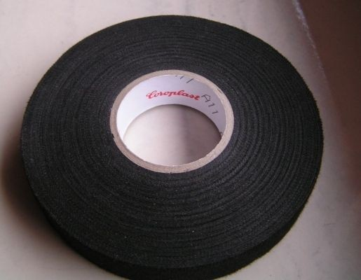 Marvelous 25M New Wiring Loom Harness Adhesive Cloth Fabric Tesa Tape Coroplast Wiring 101 Akebwellnesstrialsorg