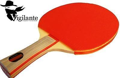 NEW Vigilante Renegade™ MSRP $129.99 Professional Ping Pong Paddle