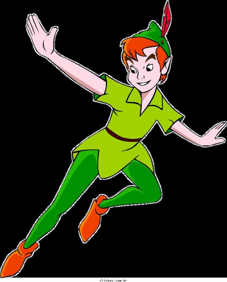 Peter Pan vinyl WALL LOGO STICKER DECAL Emblem PRINT Many Sizes V3