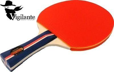 NEW Vigilante Liberator™ MSRP $79.95 Ping Pong Paddle Table Tennis