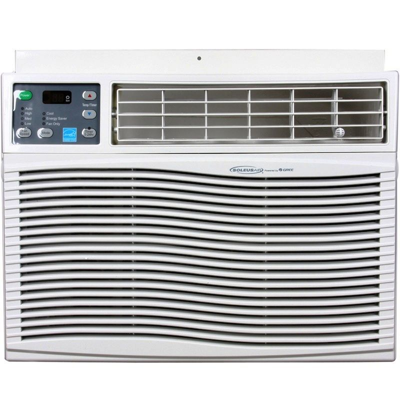Air Conditioner Heat Pump Room AC Heater Dehumidifier Fan
