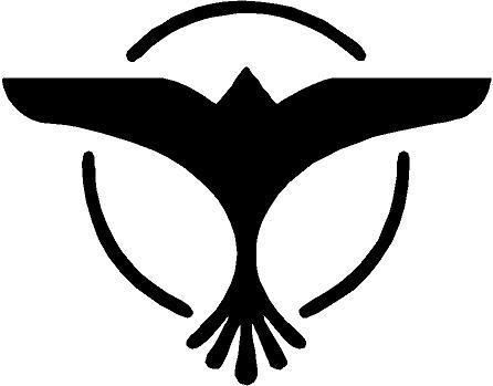 Tiesto Bird Logo Clublife Armin DJ Club Sticker Vinyl Decal Auto
