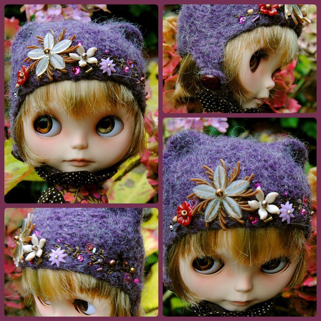 Vainilla Dollies + EuroTrash Custom Blythe Doll Collaboration