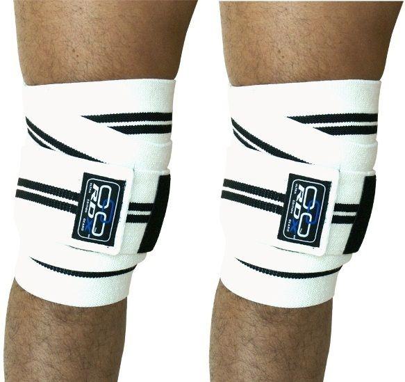 RDX Knee Wraps Weight Lifting Bandage Straps Guard Pads