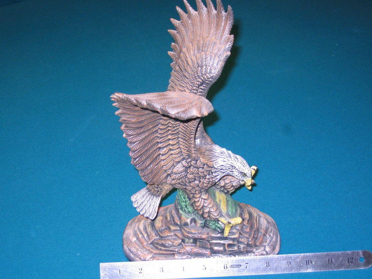 Bald Eagle Figurine Harley Davidson Fans
