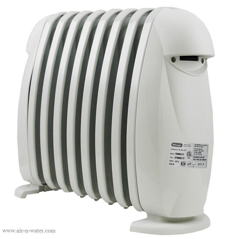 New DeLonghi TRN0812T 1200 w Electric Radiator Space Heater Portable