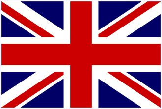 x5 British Flag Outdoor UK Union Jack United Kingdom King Queen