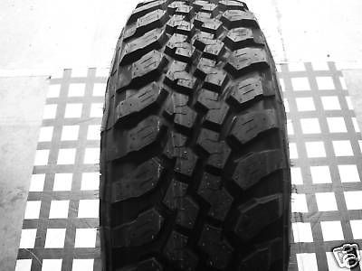 NEW 265 70 17 BUCKSHOT XMT MUD TIRES LT265/70R17 8 PLY TRACTION