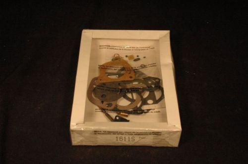 1937 62 CARB KIT CARTER YF 1 BARREL CHEVROLET & GMC TRUCK 6 CYLINDER