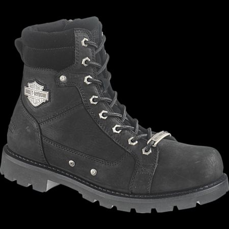 Harley Davidson Renzo Mens Ankle Boot Shoes All Sizes