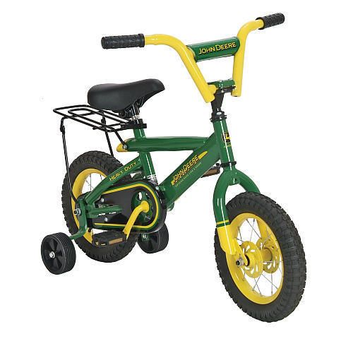 John Deere 12 inch Heavy Duty Bike Boys