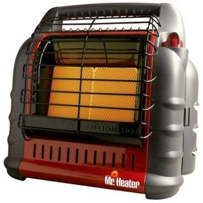Mr Heater California Approved Portable Propane Heater Camping Hiking