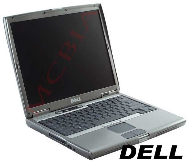 Dell Latitude D610 14 Laptop Pentium M 1 6GHz 1GB 30GB XP CD RW DVD