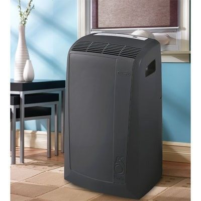 DeLonghi 13 000 BTU Portable Room Air Conditioner Heater Dehumidifier