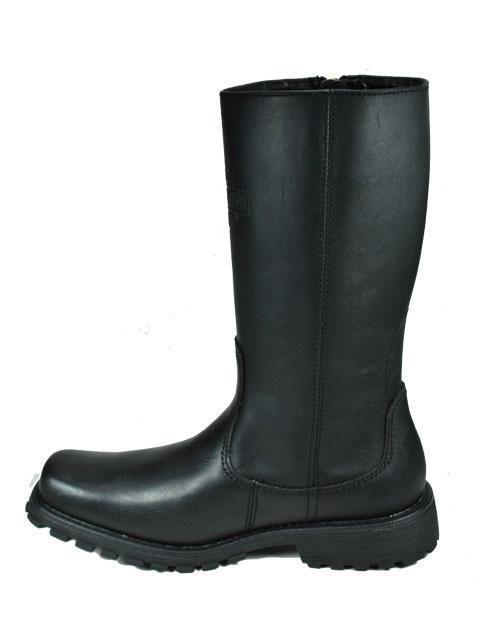 Harley Davidson Shoes Sloan Black Leather Men Size Motorcycle Boots