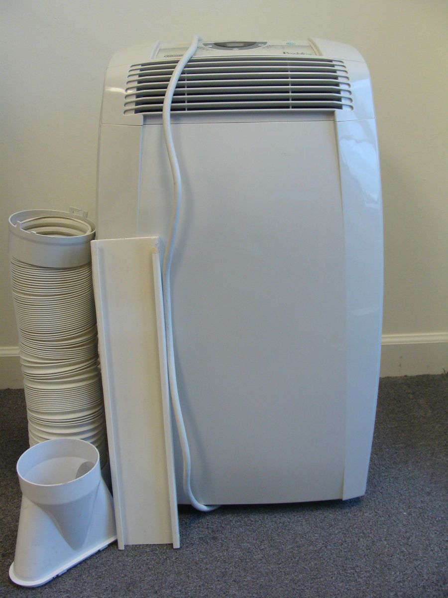 DeLonghi Pinguino Portable Air Conditioner and Dehumidifier PAC C120E