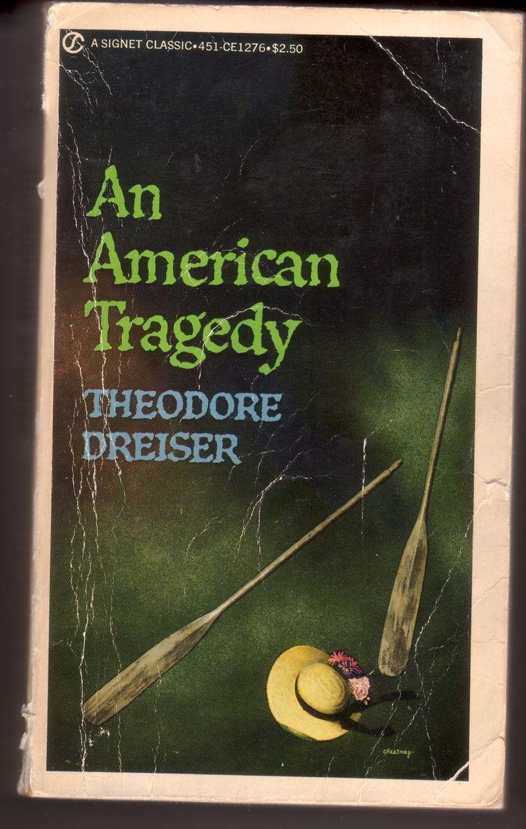 an american tragedy essay