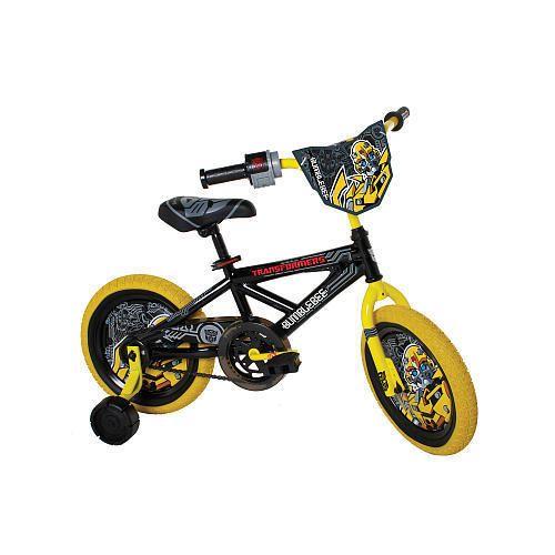 Dynacraft Transformers 14 inch Bike Boys Bumblebee