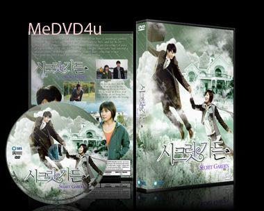 Secret Garden » Korean Drama DVD Excellent English Sub