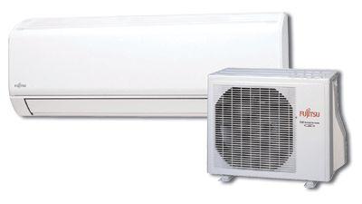 Fujitsu 24RLXS 2 Ton Ductless Mini Split Heat Pump Heating Air