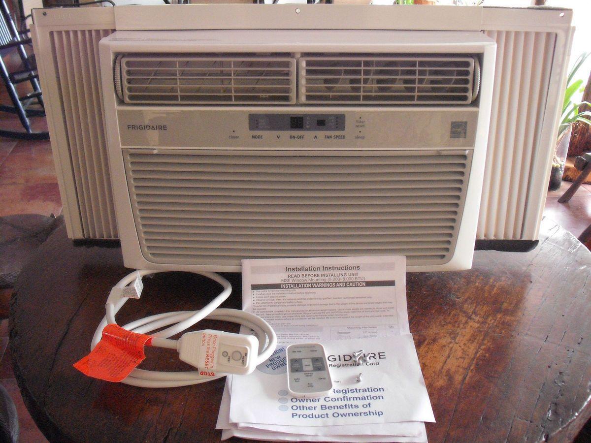 Frigidaire 8000 BTU Window Room Air Conditioner Unit (Excellent