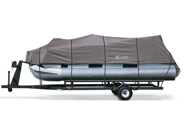 Classic Accessories Stormpro Pontoon Boat Cover 20 027 080801 00