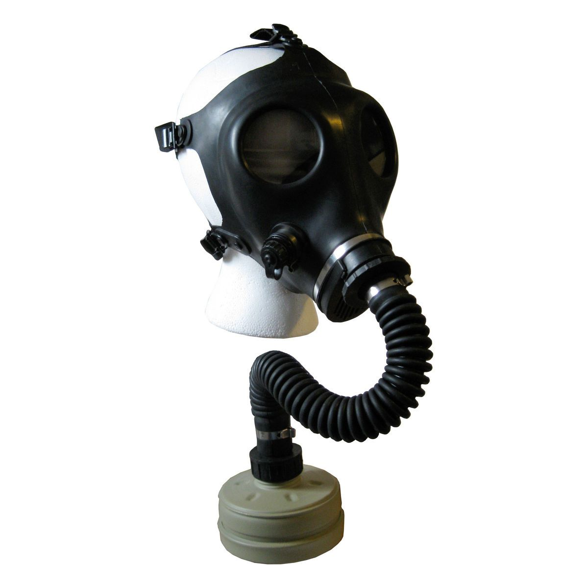 Military Gasmask Gas Mask Black Adult Army Mask Hose Filter