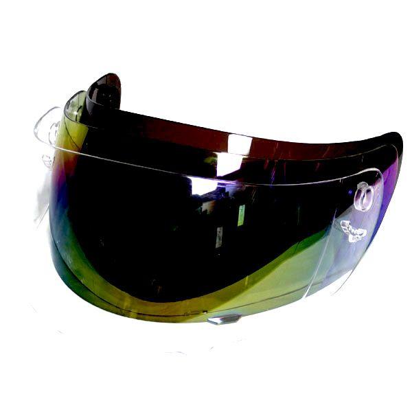 Motorcycle Full Face Dual Lens Helmet Shields for Model HJ5005, A5005