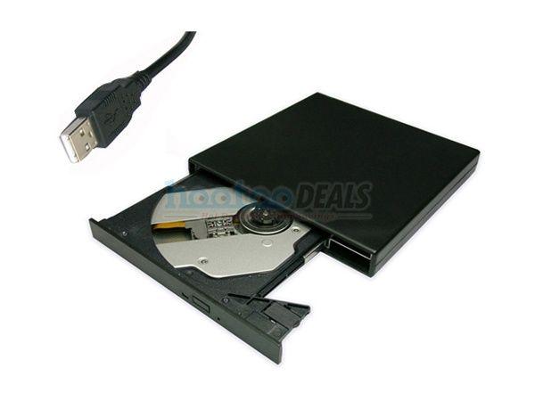 External USB CD DVD ROM Drive Dell Inspiron Mini 9 910